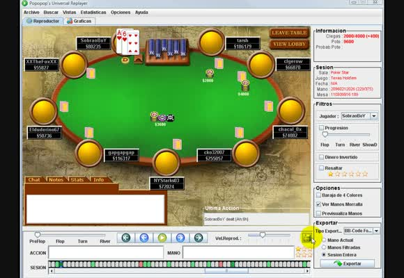SobraoBoY juega el Sunday Million