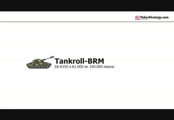 Tankroll BRM