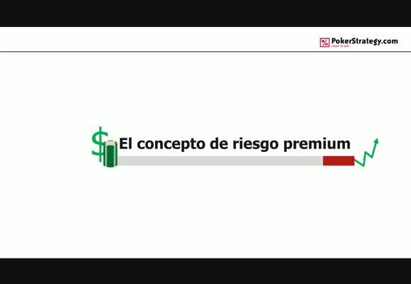 El concepto de riesgo premium