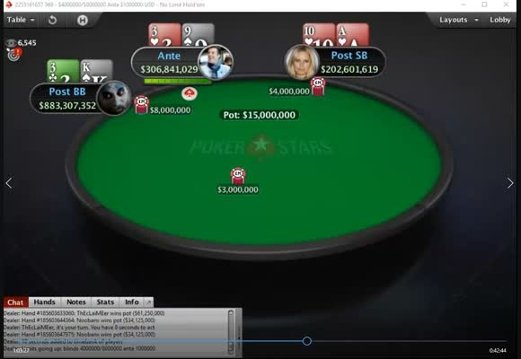 $10M GTD Sunday Million Anniversary Review - Part 2