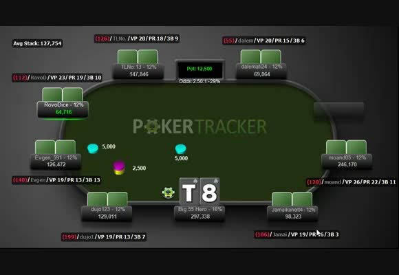 The Big $55 Final Table Run - Late Stages & Final Table