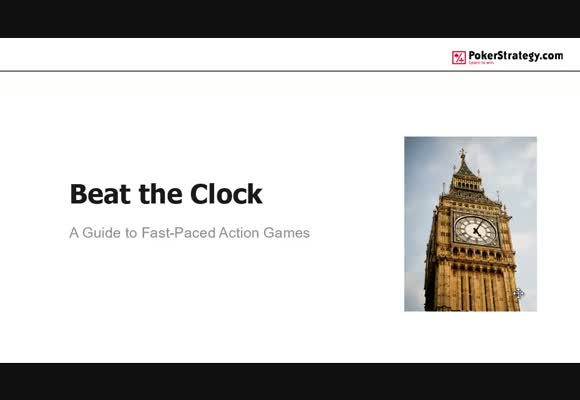 A Guide On How To Beat The Clock
