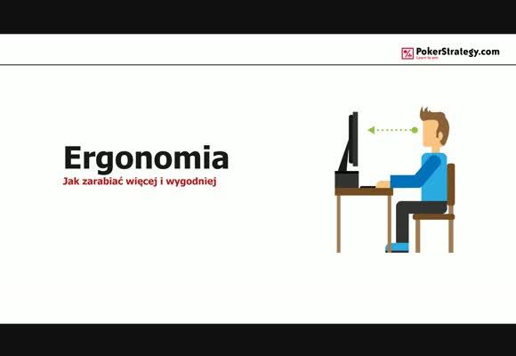 Festiwal Filmowy - Ergonomia - Jak zarabiać więcej i wygodniej