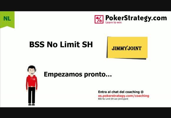BSS SH NL25 ZOOM. Sesión en vivo
