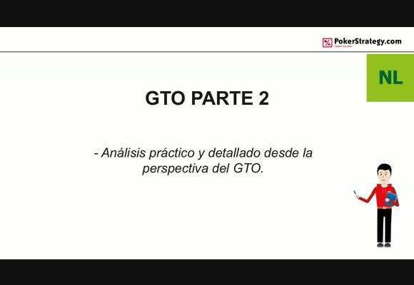 BSS SH: Analizando con GTO