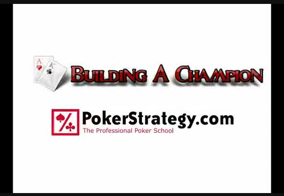Building a Champion 01
