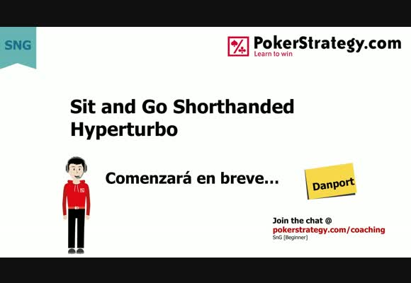 SNG: Shorthanded Turbo + Hyperturbo. Session Live + Review