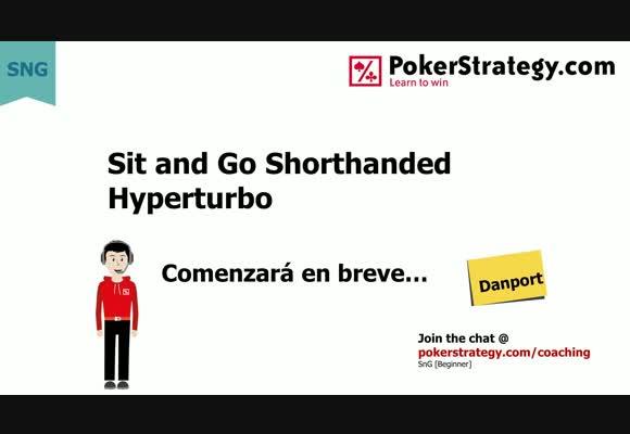 SnG: Situaciones de burbuja en Shorthanded