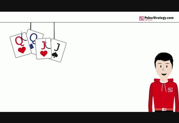 Como jugar JJ-QQ