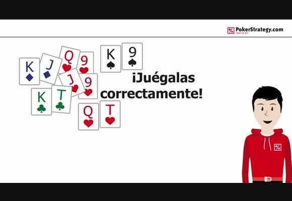 Como Jugar Cartas Suited Altas.