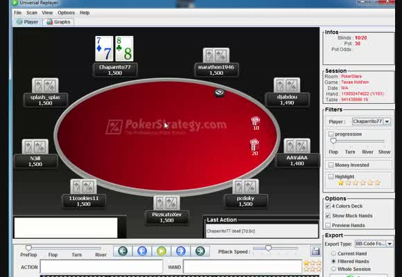MTT/SNG 180J: Session Review