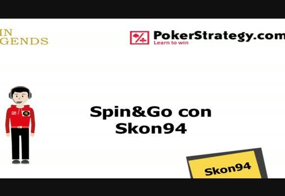 Spin&Go: Sesion en vivo con Skon94