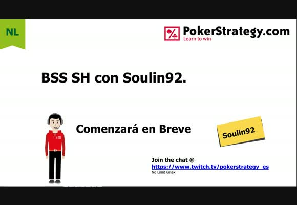 BSS SH: NL10 Session Live con Soulin92