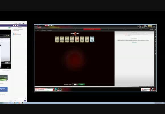 Spin&Go: Sesion en vivo con Skon94 en 10€