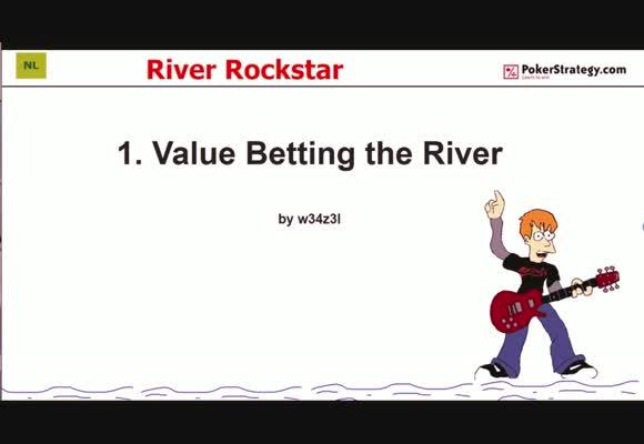River Rockstar 01. Apostando por Valor 01. Doblaje