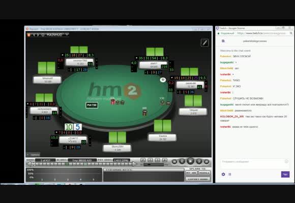 Разбор турнира $320 PKO с Exan13