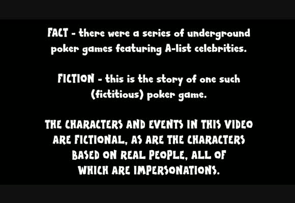 Molly's Game - Poker Animation Video