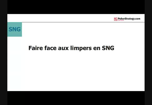 Faire face aux limpers en SNG: part II