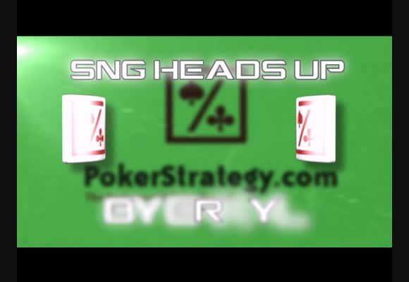 SNG (Sit and Go) Heads Up vs le Regular - partie 2