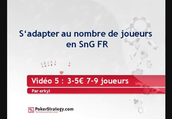 S'adapter au nombre de joueurs en SNG FR - 5