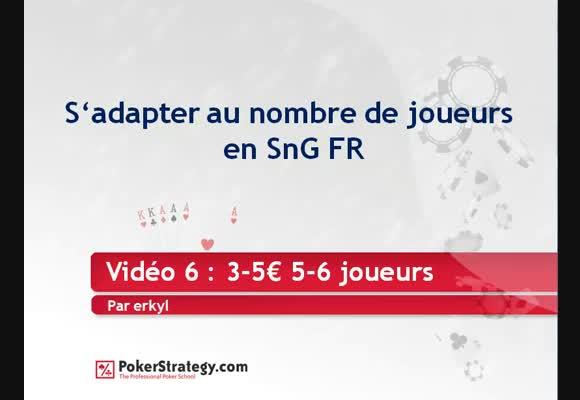 S'adapter au nombre de joueurs en SNG FR - 6