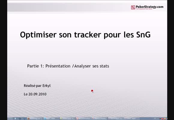 Optimiser son tracker pour les SNG 1/2