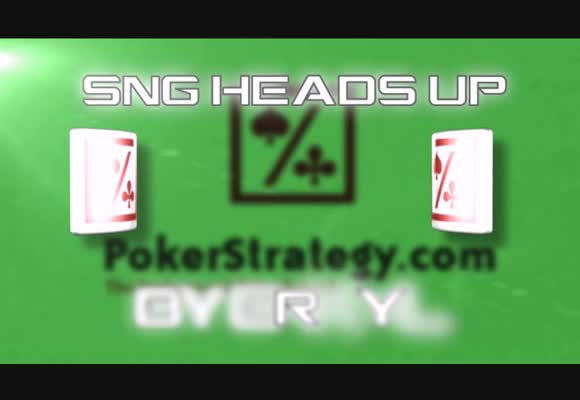SnG Heads-Up vs Calling Station 2/2