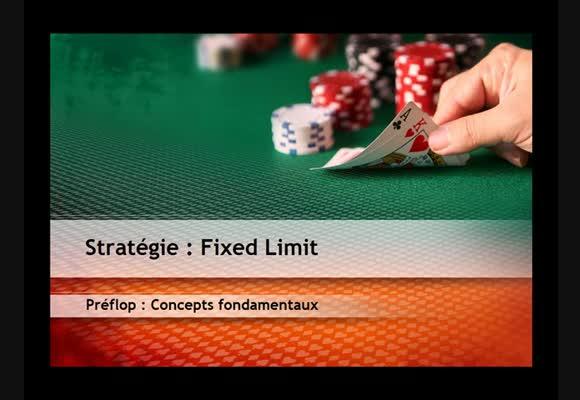 Préflop - Concepts fondamentaux