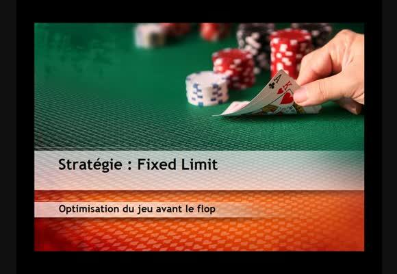 Optimisation du jeu avant le flop