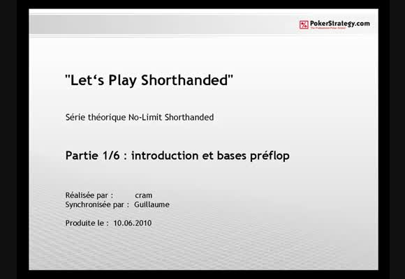 Let's play Short Handed 1/6