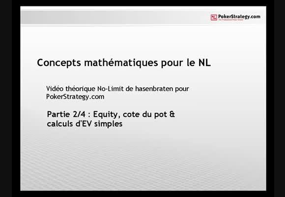 Concepts mathématiques 2