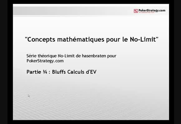Concepts mathématiques 3