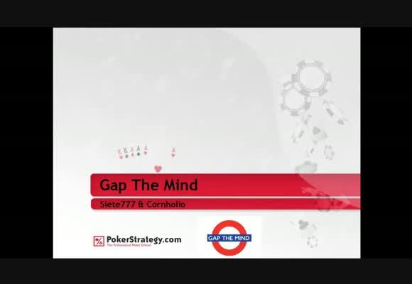 Gap the mind: coldcall de 3bet préflop.