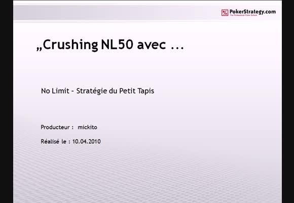 Crushing NL50 en SPT 1