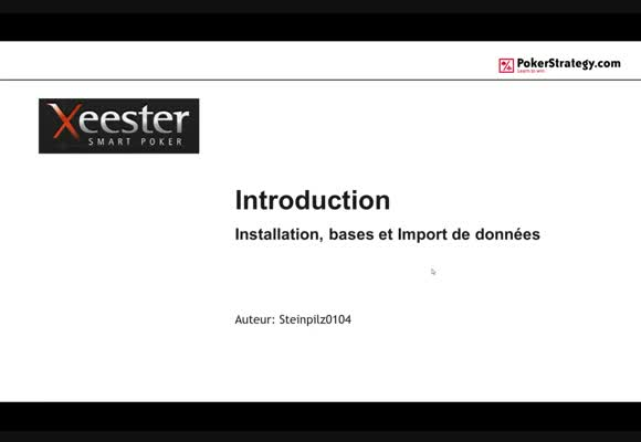 Xeester (1/2) : Introduction