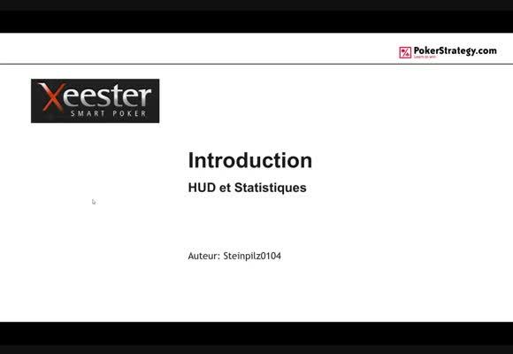 Xeester (2/2) : HUD et Statistiques