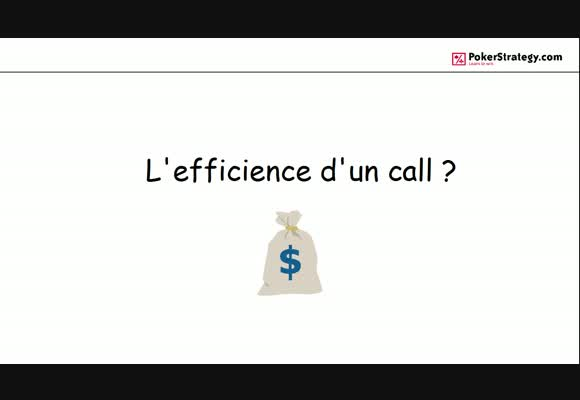Efficience d'un call