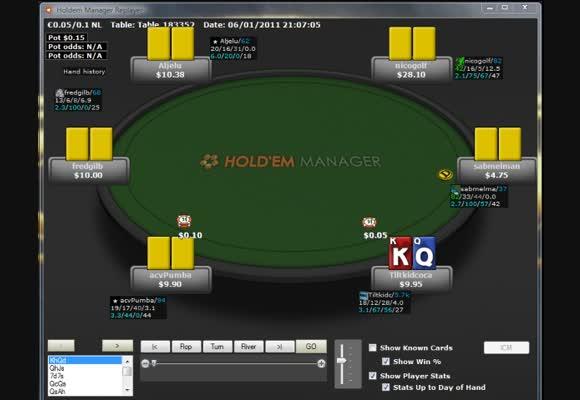 Revue de session d'un PokerStratège - 5