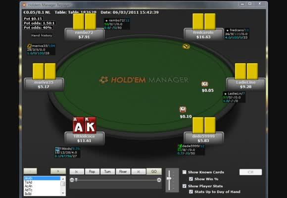 Revue de session d'un PokerStratège - 6