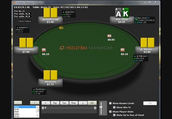 Revue de session d'un PokerStratège - 7