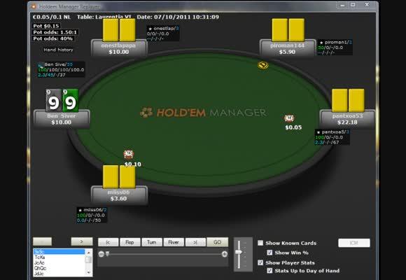 Revue de session d'un PokerStratège - 8