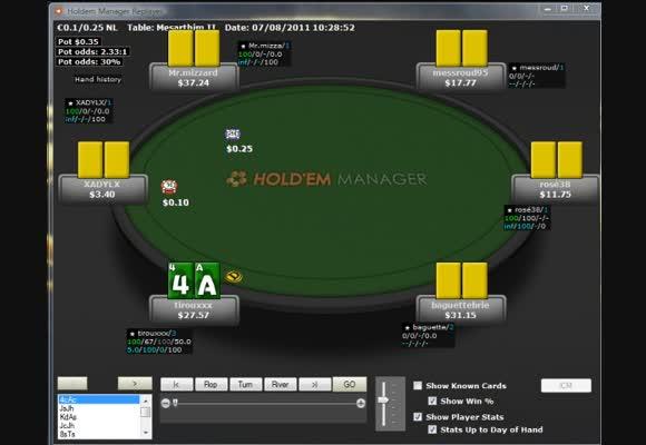 Revue de session d'un PokerStratège - 9