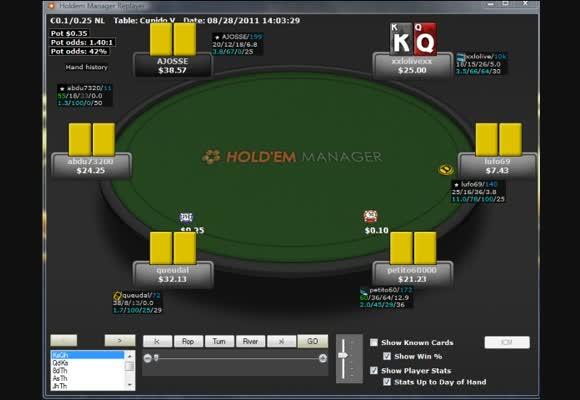Revue de session d'un PokerStratège - 11