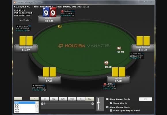 Revue de session d'un PokerStratège - 10