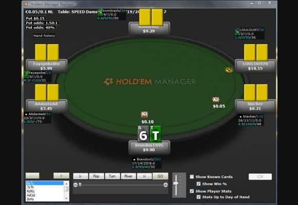Revue de session d'un PokerStratège - 12