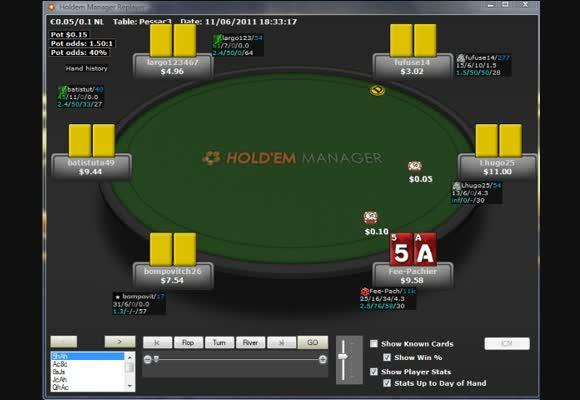 Revue de session d'un PokerStratège - 13