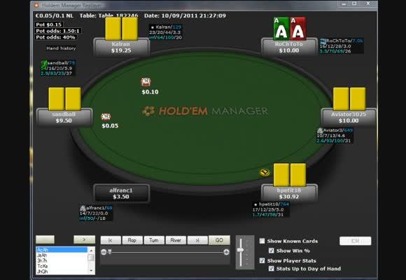 Revue de session d'un PokerStratège - 14