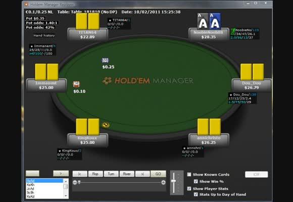 Revue de session d'un PokerStratège - 15