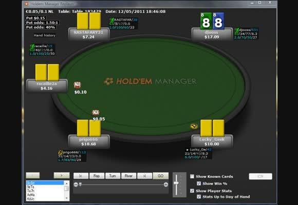 Revue de session d'un PokerStratège - 18