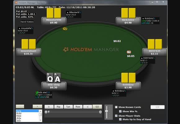 Revue de session d'un PokerStratège - 20